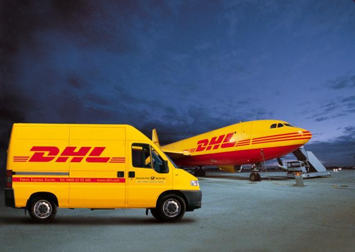 DHL là dịch vụ uy tín nếu bạn chọn nhập hàng bằng đường chính ngạch